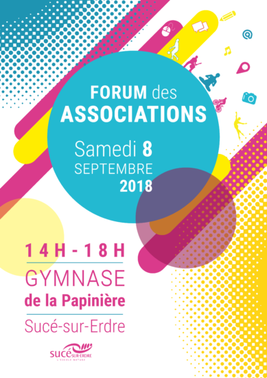 Forum des associations à Sucé sur Erdre