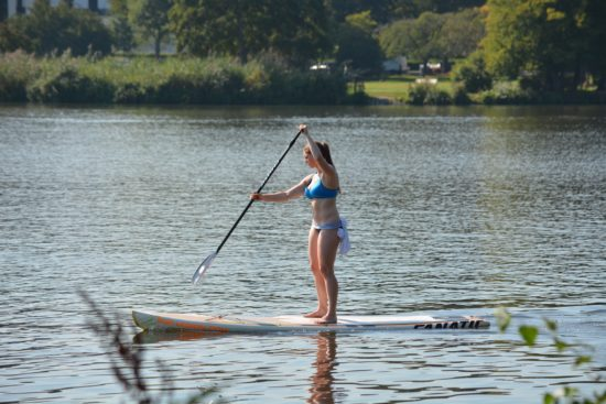 Initiation Stand Up Paddle  (SUP) 100 % Féminin
