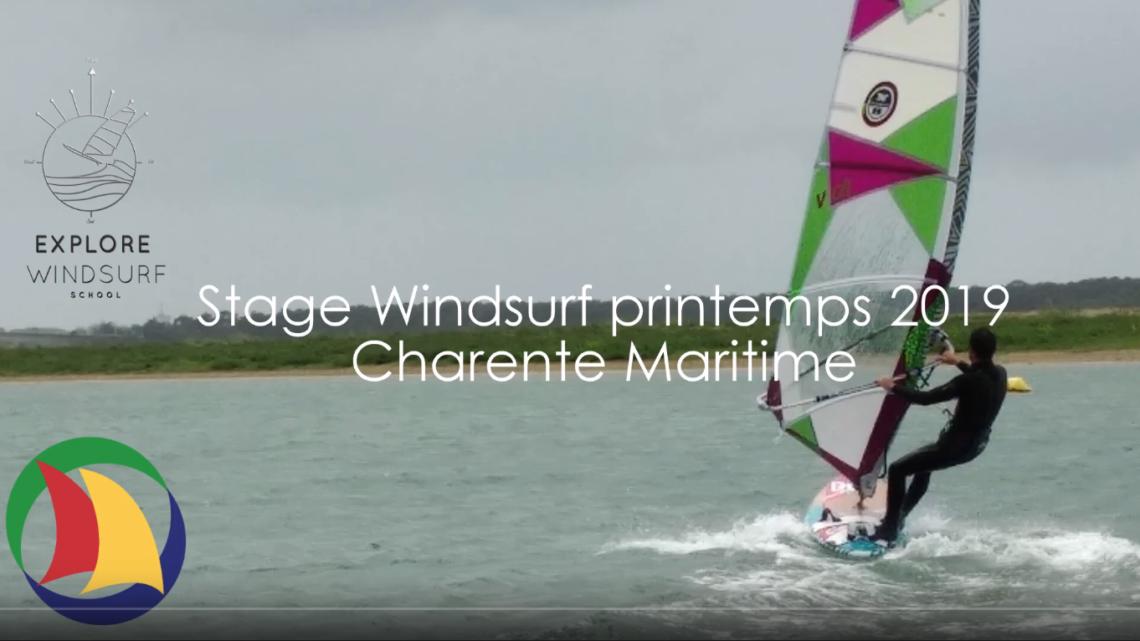 Stage Windsurf 2019 : Retour en Image