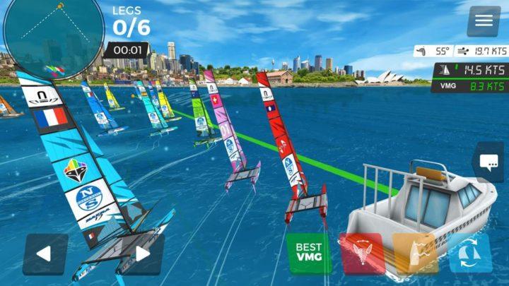 Championnat de Ligue des Pays de la Loire – E-Sailing